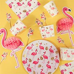 Pink Flamingo Festartikler