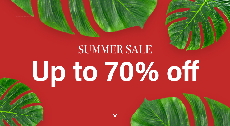 Summer Sale Top Image