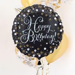 Fødselsdagstekst Balloner