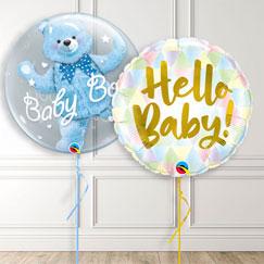 Småbørn Tema Balloner