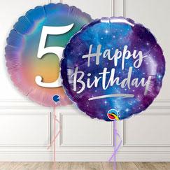 Fødselsdag Alder år Balloner