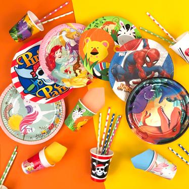 Klassiske Børnefest Temaer