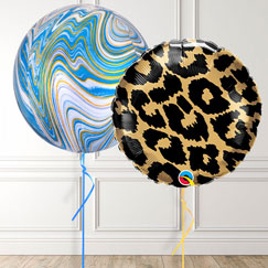 Patterned Balloons
