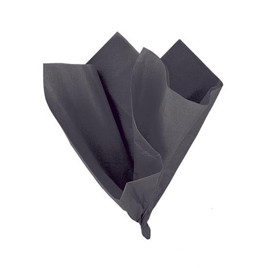 Sort Silkepapir - Pakke med 10