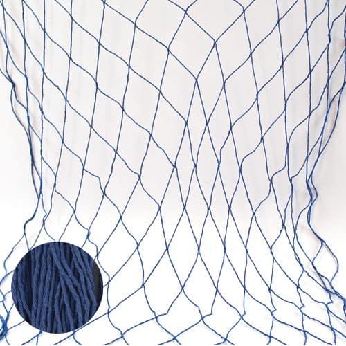 Blåt Fiske Net - Single