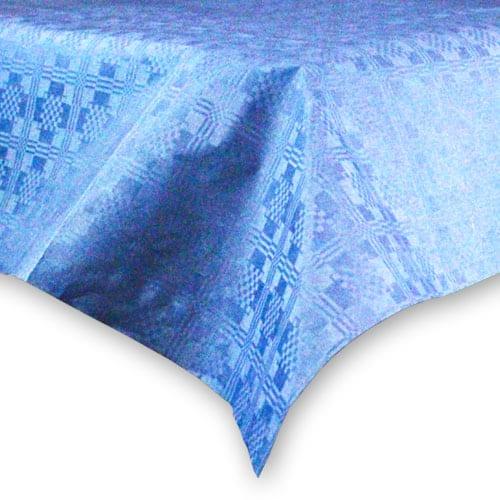 Blå Papirsdug - Single