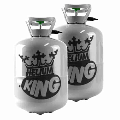 Helium til op til 60 Balloner