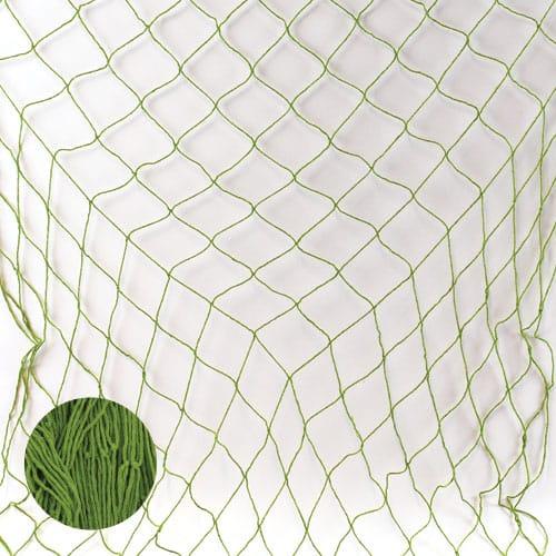 Grønt Fiske Net - Single