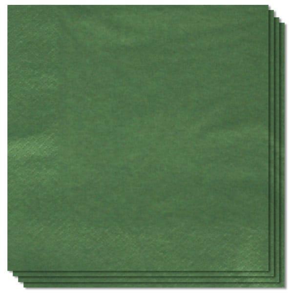 Grønne Servietter - Pakke med 20