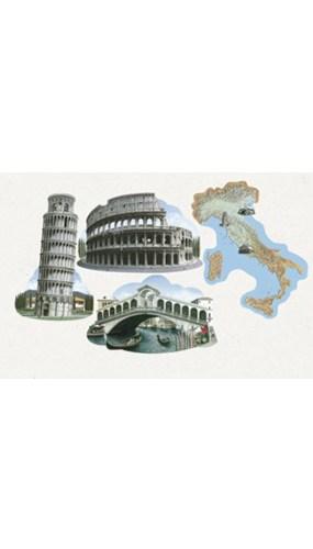 Italienske Figurer - Pakke med 4