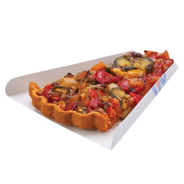 Pizza Slice Tallerken - Single