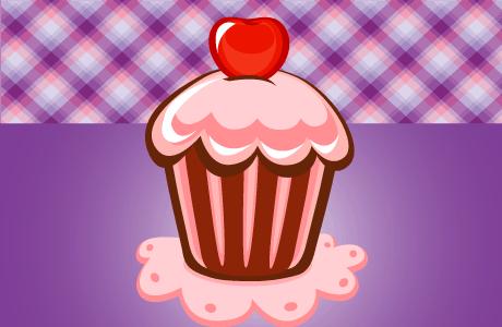 Cupcakes Tema Festartikler