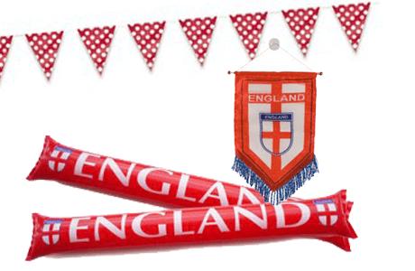 England Tema Festartikler