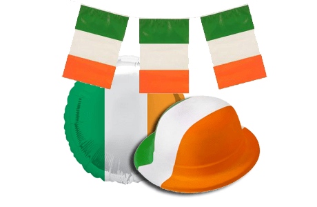 Irland Skt. Patricksdag Tema Festartikler