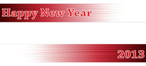 Nytårsfest Bannere med Egen Tekst