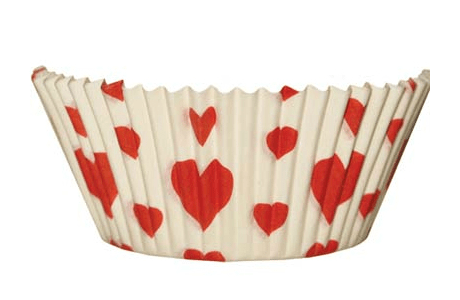 Cup Cake Sæt og Forme
