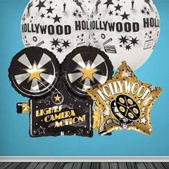 Hollywood Tema Balloner