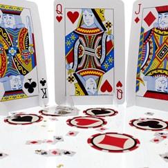 Casino og Poker Tema Festartikler