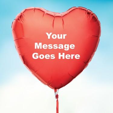 Folieballoner med Eget Design