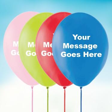 Latexballoner med Eget Design