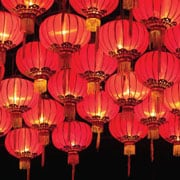 Kina og Kinesisk Nytår Tema Festartikler