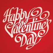 Valentinsdag Tema Festartikler