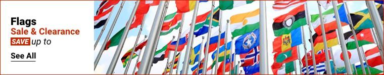 Flag Udsalg