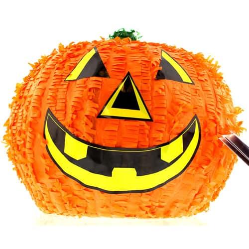 Halloween Græskar Pinata - Single