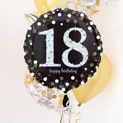 18 års Fødselsdag Festartikler