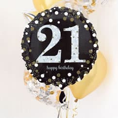 21 års Fødselsdag Festartikler