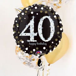 40 års Fødselsdag Festartikler