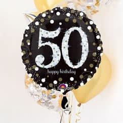 50 års Fødselsdag Festartikler