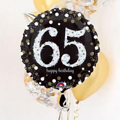 65 års Fødselsdag Festartikler