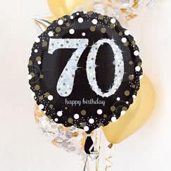 70 års Fødselsdag Festartikler