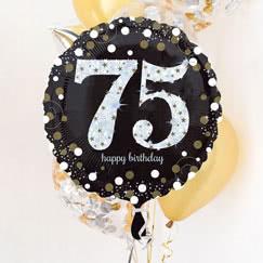 75 års Fødselsdag Festartikler