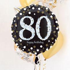 80 års Fødselsdag Festartikler