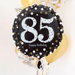 85 års Fødselsdag Festartikler