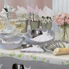 Bryllup Tema Festartikler