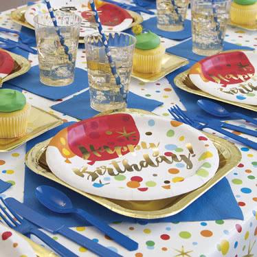 Fødselsdags Festartikler