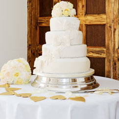 Bryllup Kage Holder
