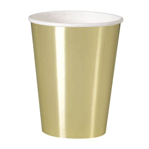 Guld Folie Papkop - Single