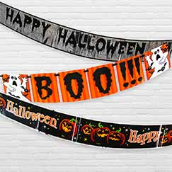 Halloween Bannere