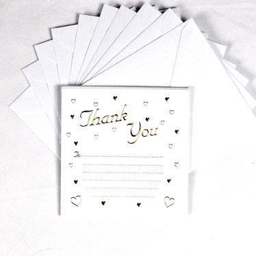 Bryllup Invitationer og Takkekort