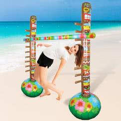 Hawaii Strandfest Limbo Spil