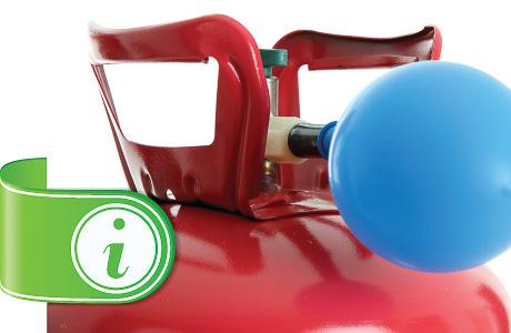 Helium Ballongas Instruktioner