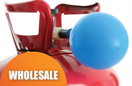 Storordre Helium Ballongas