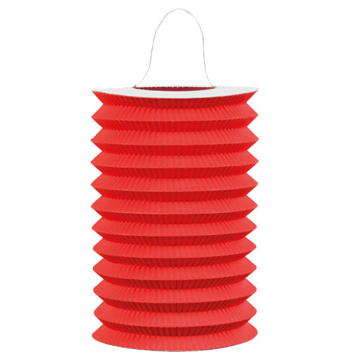 Papir Lanterne Rød - Single