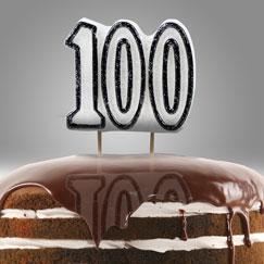 100 års Fødselsdag Lys og Stjernekastere