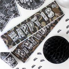 18 års Fødselsdag Fest Bannere