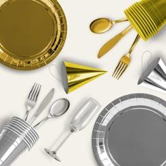 Borddækning og Servering Festartikler